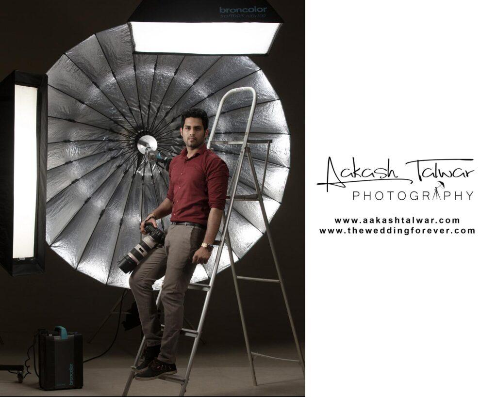 wedding & fashion photographer aakash talwar